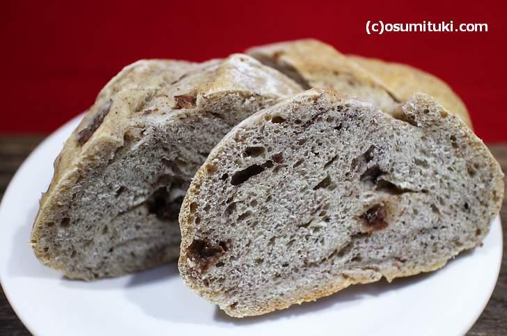 田舎で作られる天然酵母や野生酵母のパンが絶品!