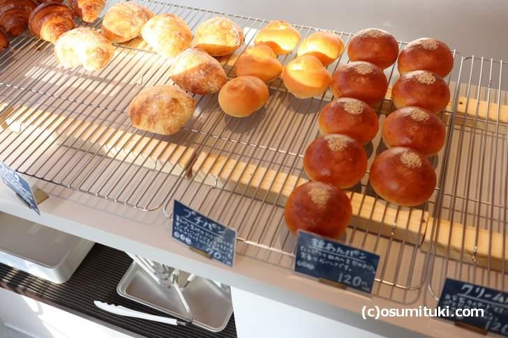 ニッタベーカリー パンの種類と値段