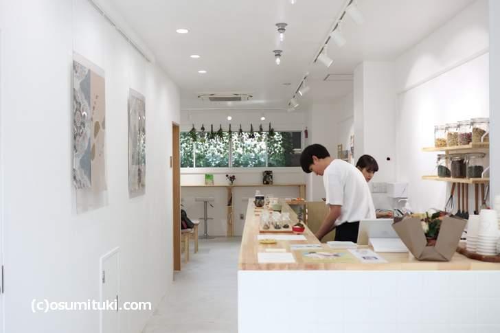 Senbon Lab. 2018年9月21日に千本今出川でオープン(掲載許可済)Senbon Lab. 2018年9月21日に千本今出川でオープン(掲載許可済)