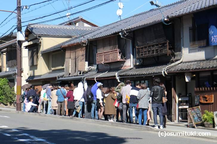 超人気うどん店!京都「山元麺蔵」大行列の並び方を知りたい!