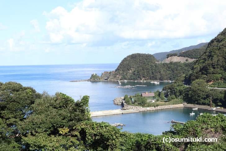よっぱらいサバは田烏港(たがらす)や小浜港周辺で養殖されているそうです