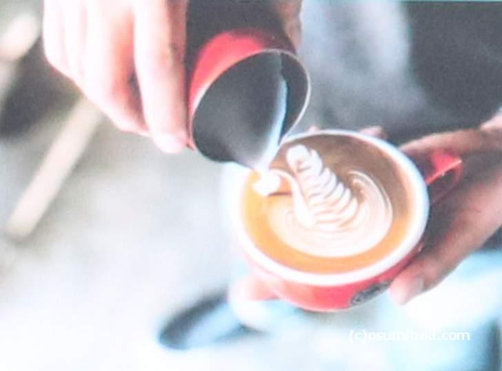 Latteart Junkies Roastingshop(2018年10月3日撮影)