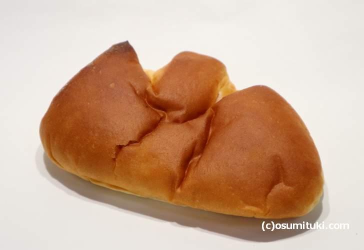 とってもやわらかいジャムパンでした