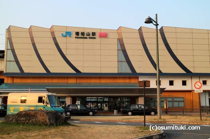 JR福知山駅