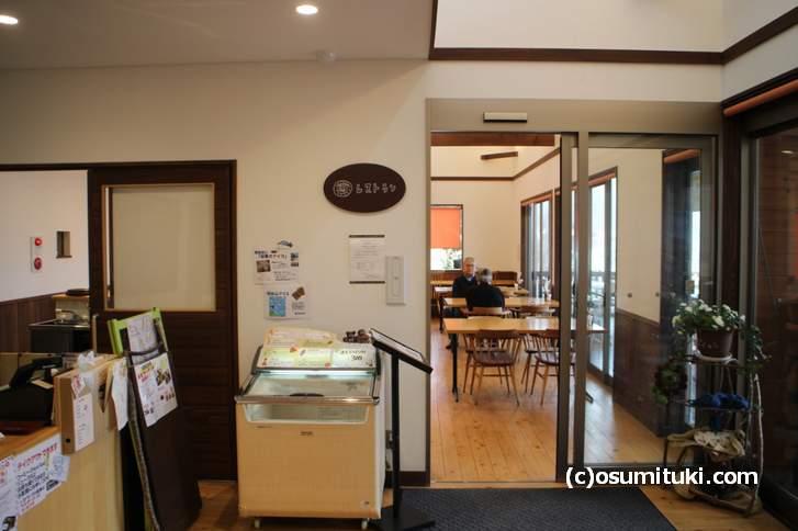 レストランやベーカリーがある「amadu Kitchen」