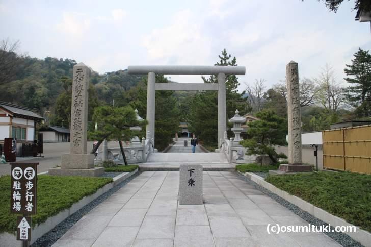 丹後國一之宮 籠神社(京都府宮津市)
