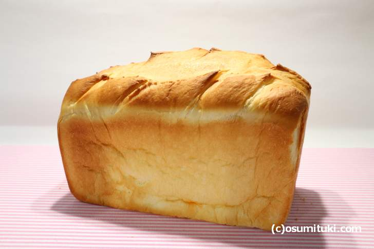 アトリエ キュッセン の食パン、香りがよく柔らかい食パン