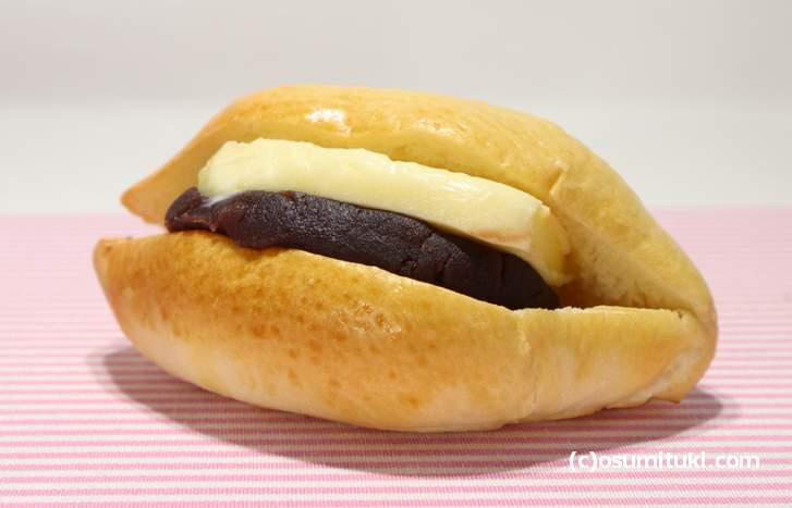アトリエ キュッセン のあんバター(130円)