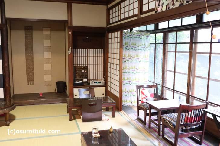 完璧と言えるほどの京都の古民家、祖父母の家ってこんな感じでしたよね!(ムーレック)