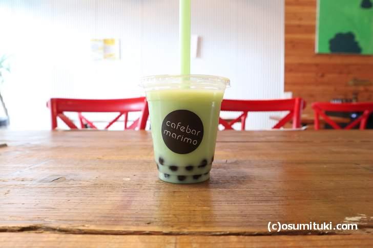 佛教大学のある京都・大徳寺エリアに新店オープンした「カフェバー マリモ」