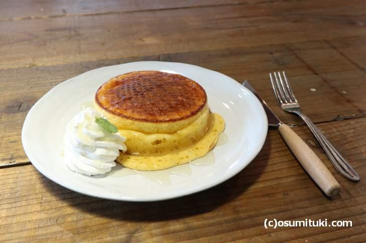 パンケーキ(カフェバー マリモ)
