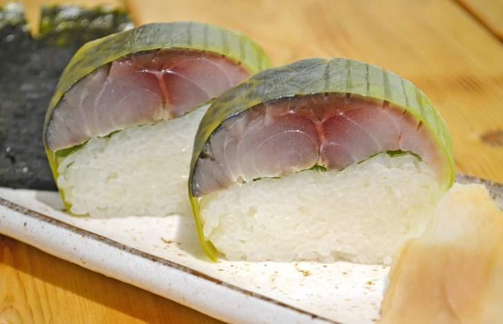 鯖寿司の周りに巻いてある昆布は食べていいのでしょうか?