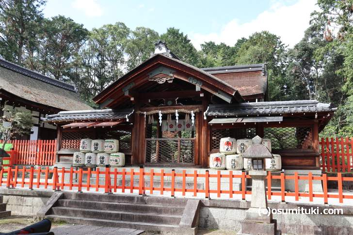 建勲神社(京都市北区)