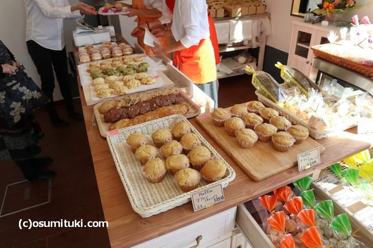 京都市西京区のスイーツ・カフェ「オレンジピール」開店直後に行って来ました
