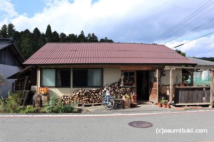 松橋雑貨店(京都・京北)