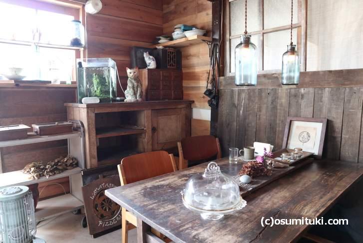 京都・京北にあるカフェ「松橋雑貨店」ってどんなお店?