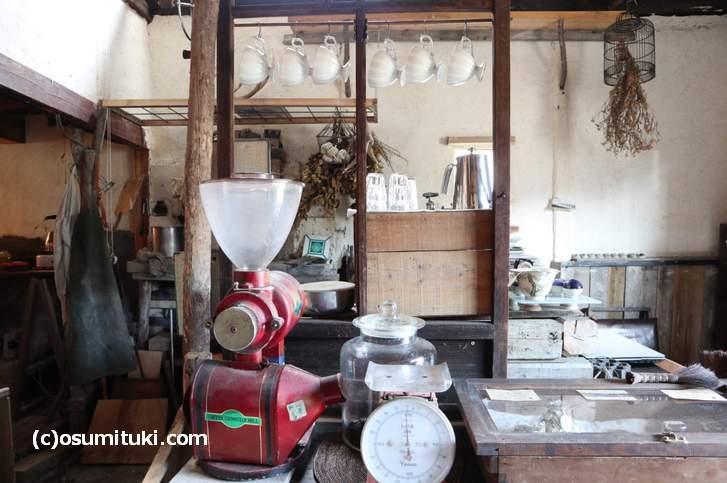 松橋雑貨店さんはピザとコーヒーのお店です