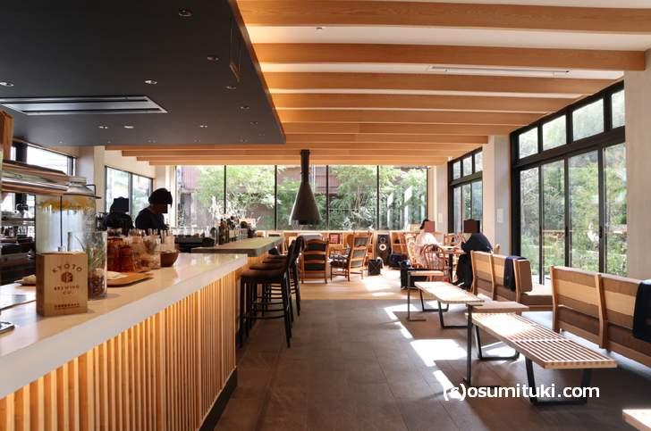 嵐山に新しいカフェ「YADO Cafe Arashiyama」が新店オープンします