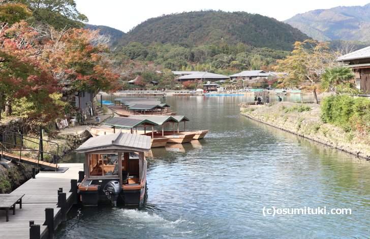 右京区の嵐山は観光地なのでラーメン新店は少なめです
