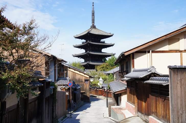 有名な観光地「八坂の塔(法観寺の五重塔)」でも京都府民は行かない場所?