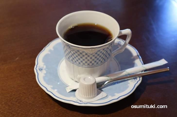 ちなみに、花背でカフェは「片通無理カフェ」だけです