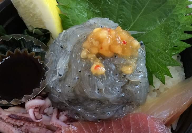 生しらすの塩辛が『満天☆青空レストラン』で紹介されます