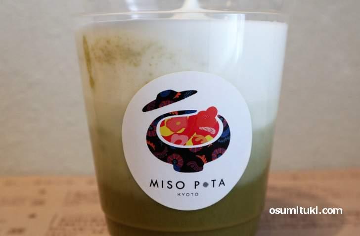 京都にある進化系味噌汁「みそポタ」