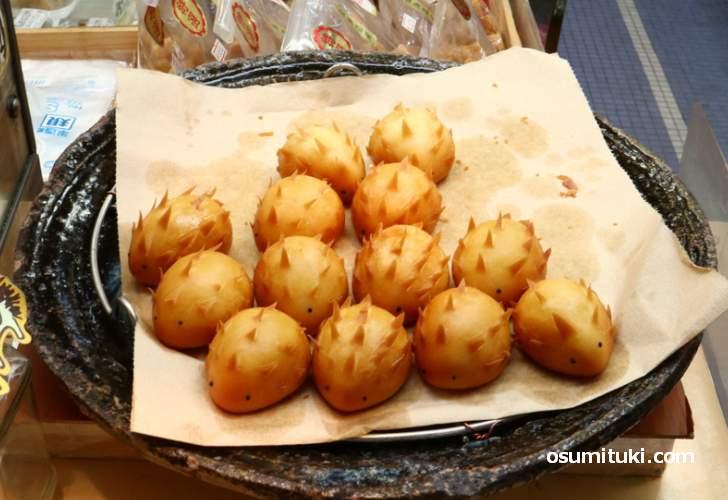 ハリネズミドーナッツ(井上佃煮店)