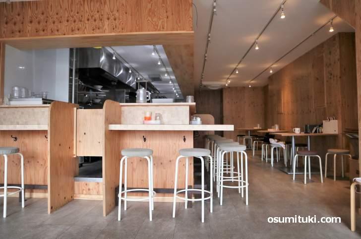 滋賀県の南草津にある「油そば専門 麺ism」の京都初の店舗(西院麺ism)
