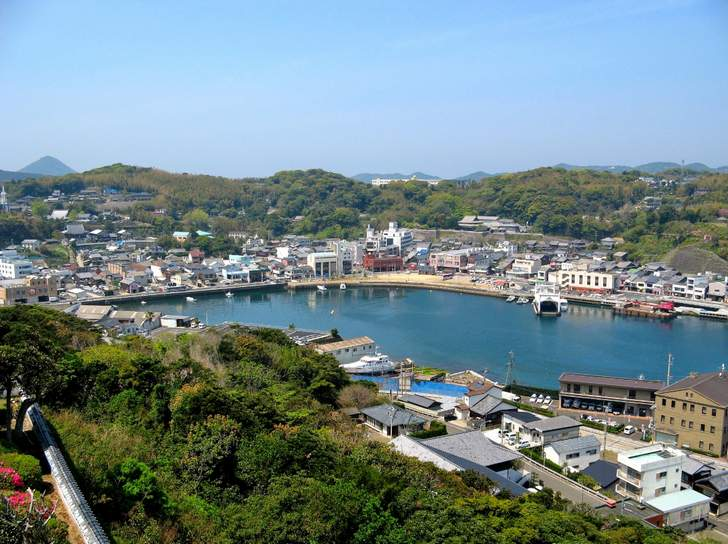 長崎県平戸市(平戸島)が『ナニコレ珍百景』で紹介