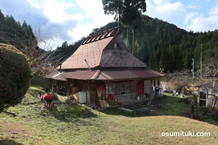 日本の原風景が体験できる農家民宿「Banja」さん(京都・京北)