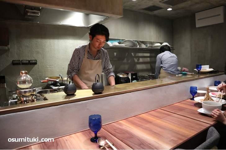 京都祇園にラーメン店「麺麓」の支店が開店