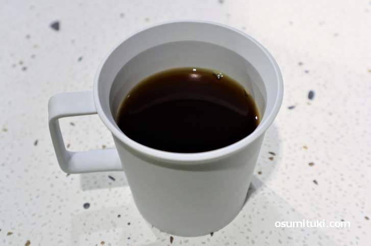 日本の淹れ方で提供するというコンセプトのカフェ