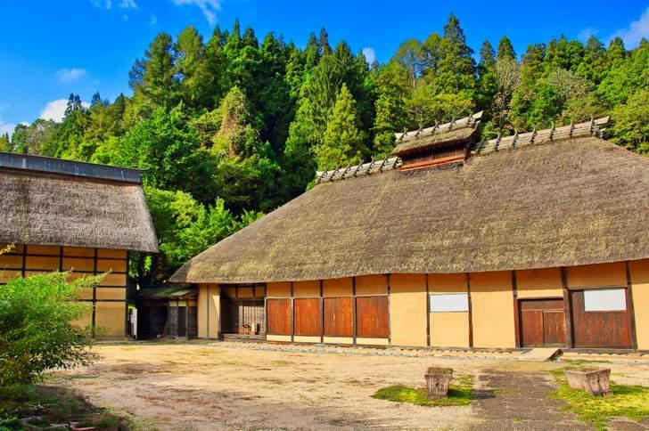 旧中村家住宅(長野県大町市美麻地区)