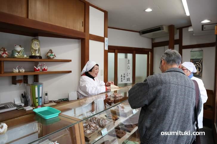 「とらや」と関係がある和菓子店「虎梅屋」