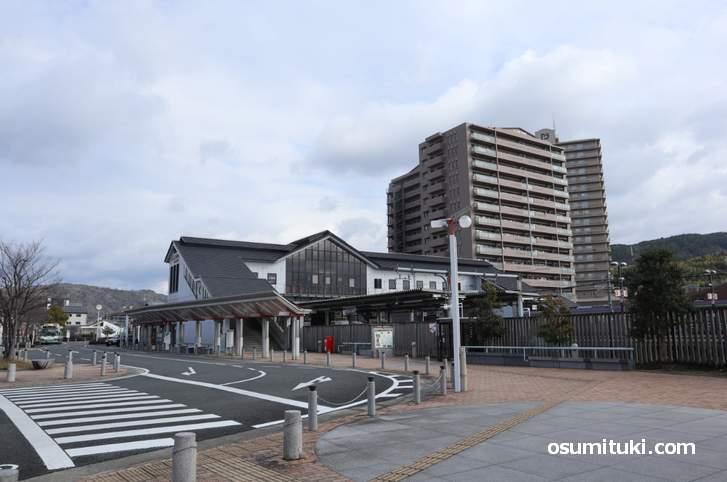 JR関西本線「加茂駅」、明治時代に奈良駅まで私鉄「大仏鉄道」が走っていました