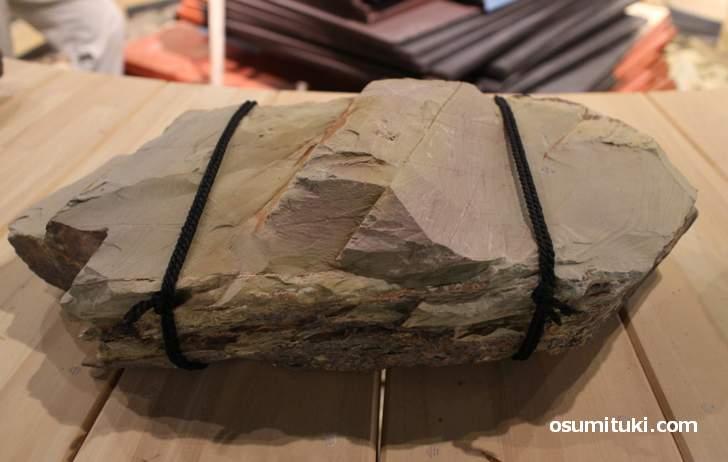 京都の砥石は「レベルが段違いの最上級品」と呼ばれている