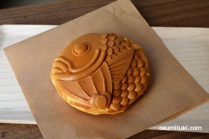 あまいろ コーヒーとたい焼き の鯛焼き(1個200円)