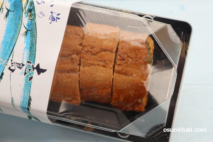 伊勢志摩「ひろおか荘」さんの「さんま寿司」が激ウマ