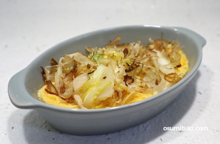 岐阜県の飛騨地方で食べられている家庭料理「漬物ステーキ(漬けステ)」