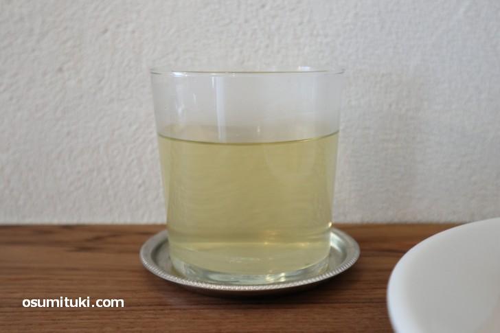 ハーブコーディアル(レモングラスお湯割り)