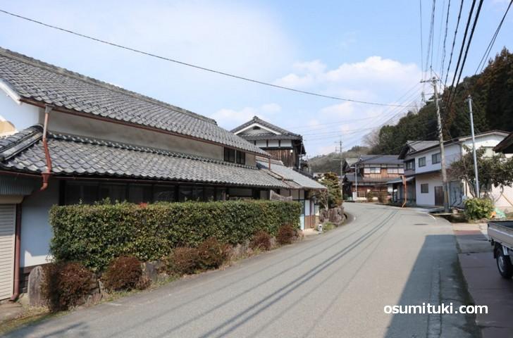 焼き菓子工房 KURURI、兵庫県篠山市(西野々地区)にあります