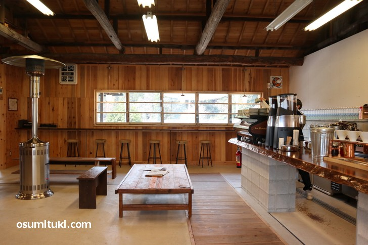 近くにあるカフェ「MAGNUM COFFEE」さん