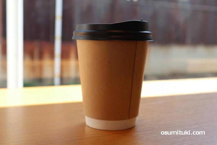 コーヒーは「ウィークエンダーズコーヒー」の焙煎豆