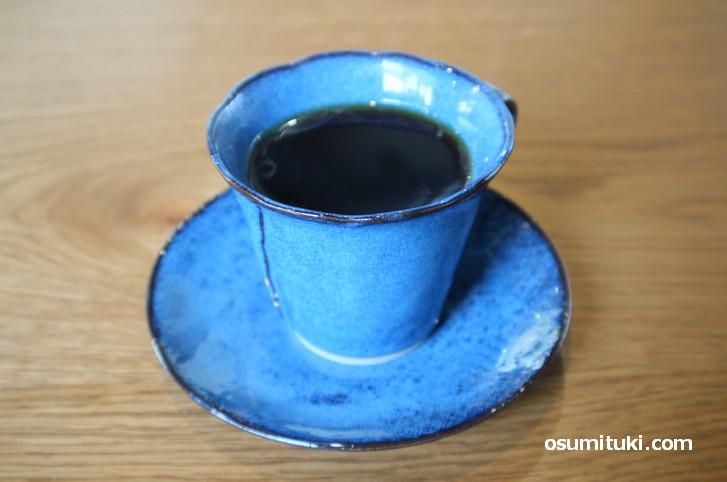 コーヒーは奈良の焙煎所「FujiedaCoffee」さんの豆を使用