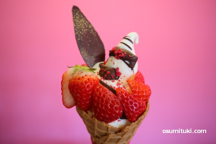 プレミアム berry blossom 750円