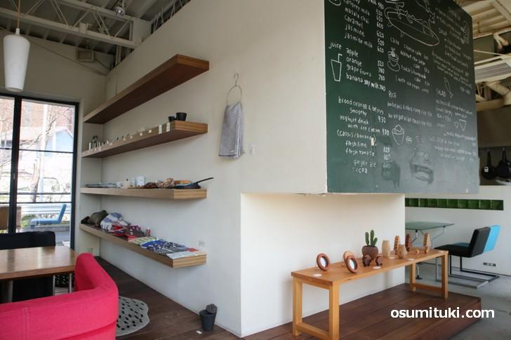 現在のインスタ映カフェの先駆けのようなお店です
