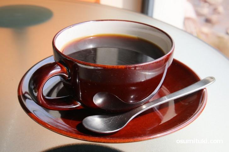 コーヒー(480円)