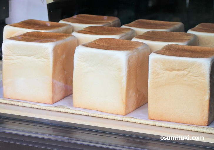 京都には食パンひとつにもこだわりの名店が揃っています
