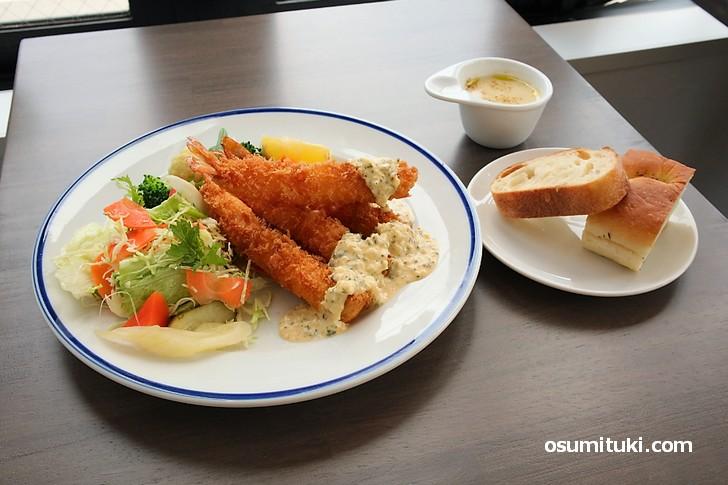 2019年4月5日に新店オープンしたカフェ・レストラン エピス オカザキ(epice Okazaki)
